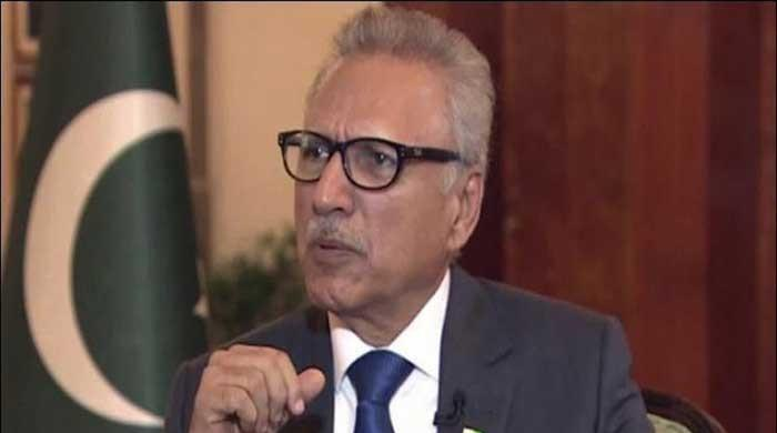 President Alvi brands ex-Indian general's 'rape' comments as 'disgraceful'
