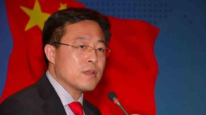 Chinese diplomat welcomes LHC decision to remove former PM Nawaz from ECL