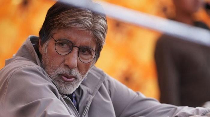 Amitabh Bachchan's 'Jhund' gets legal notice over copyright violation