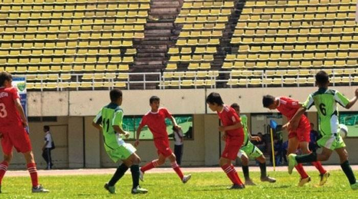 Pakistan Football Federation announce 23-member squad for AFC U-19 championship qualifiers
