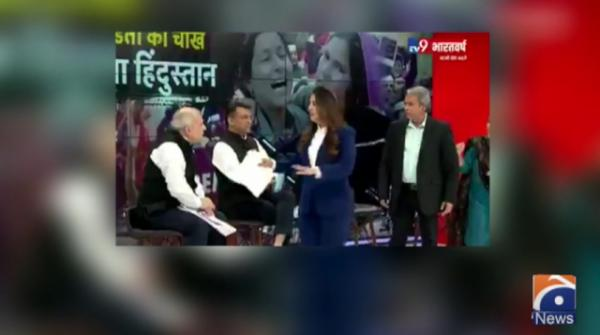 Former Indian general calls for mass rape of women in occupied Kashmir on live television