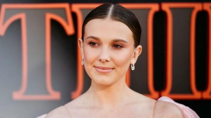 'Stranger Things' actress Millie Bobby Brown stuns in the most dazzling of ways