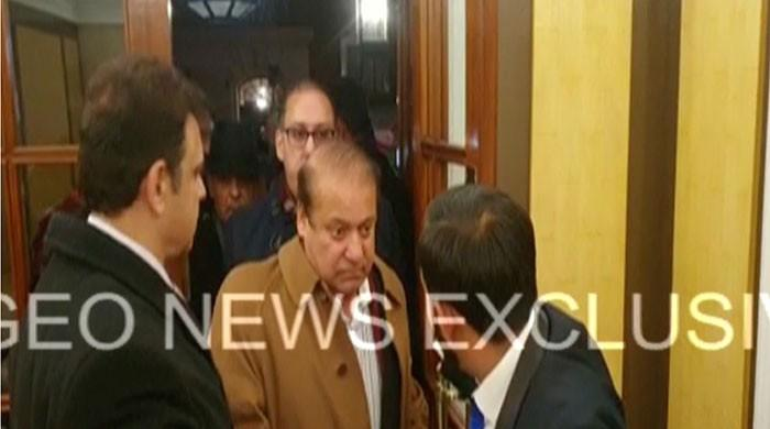 Nawaz Sharif to consult with doctors in London today