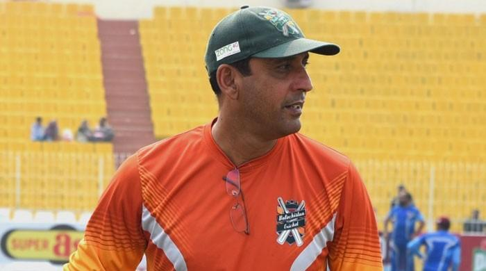 Balochistan head coach Arshad Khan suspended for one match