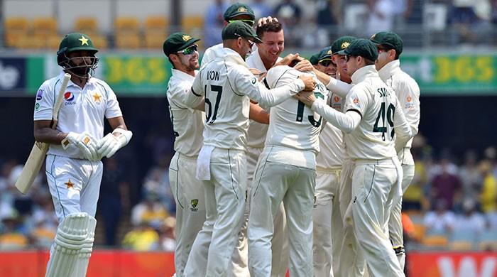 Australia skittle Pakistan to seize control at Gabba