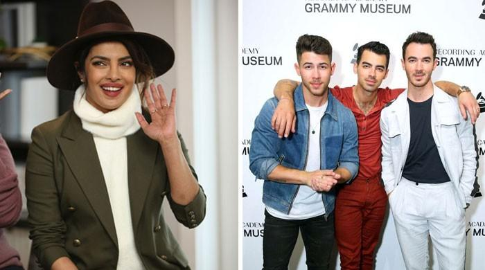 Priyanka Chopra beams with pride as Jonas Brothers bag Grammy nomination