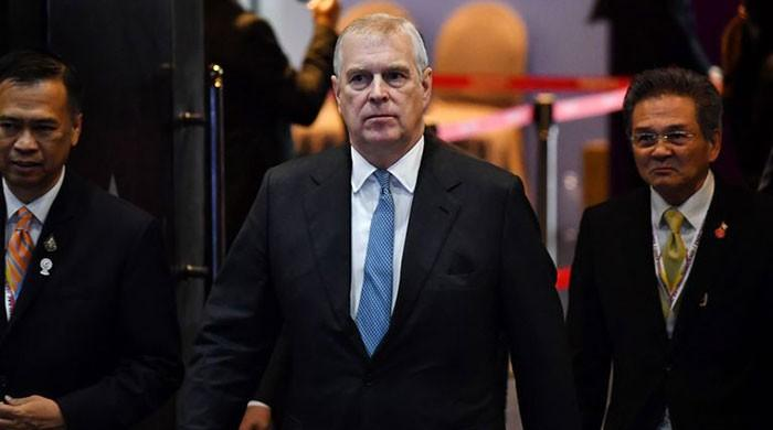 Prince Andrew to 'step back from public duties' after Epstein furore