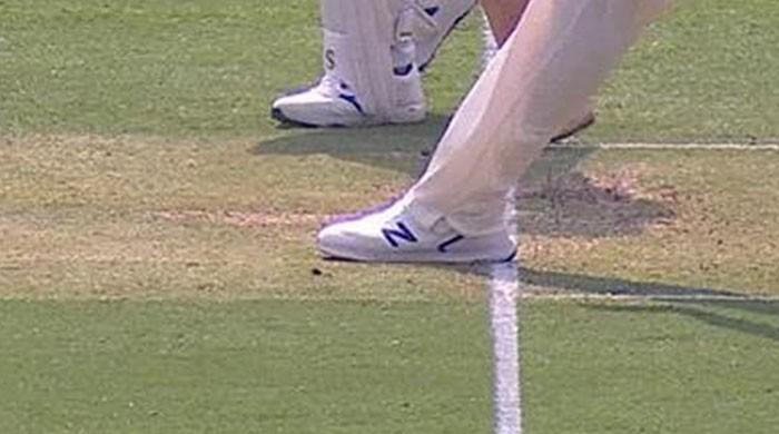 Did Rizwan get out on a no-ball?