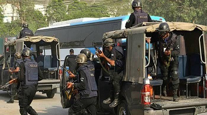 CTD arrests alleged MQM-London target-killers in Karachi raid
