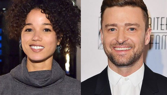 Married Justin Timberlake 'spotted holding co-star's hand' on night out