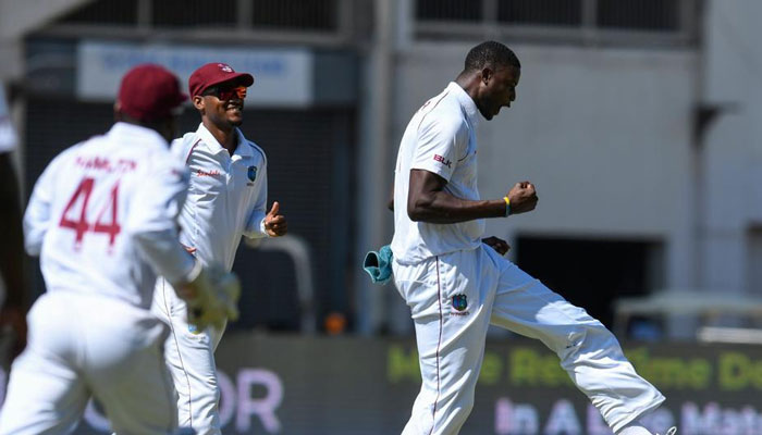 World's heaviest test cricketer takes seven wickets for West Indies
