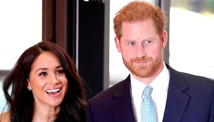 Harry and Meghan share new wedding photo and it's adorable