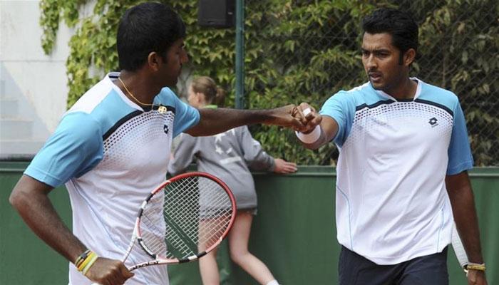 Davis Cup: Ramkumar, Sumit thrash Pakistan as India lead 2-0