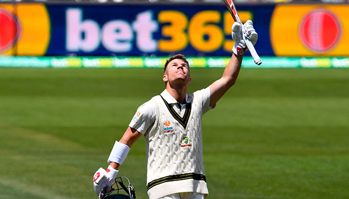 Second Test: David Warner breaks 300 in Adelaide masterpiece against Pakistan