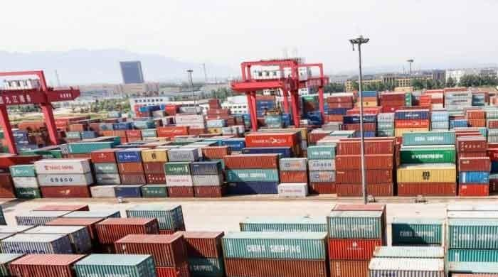 Trade deficit declines by 34 per cent in five months