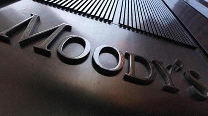 Moody's bumps up Pakistan outlook from negative to stable