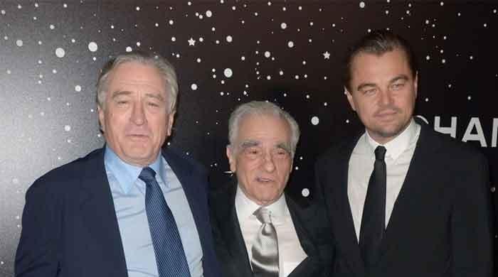 Filming begins for Martin Scorsese's serial killer film with Robert Di Niro, Leonardo DiCaprio