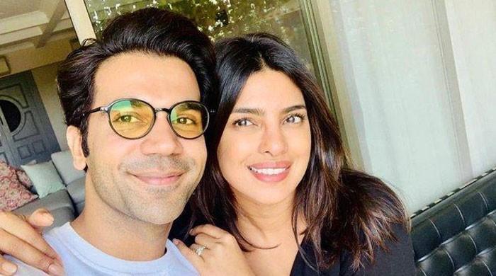 Rajkummar Rao sings praises for Priyanka Chopra, calls her a 'desi girl'