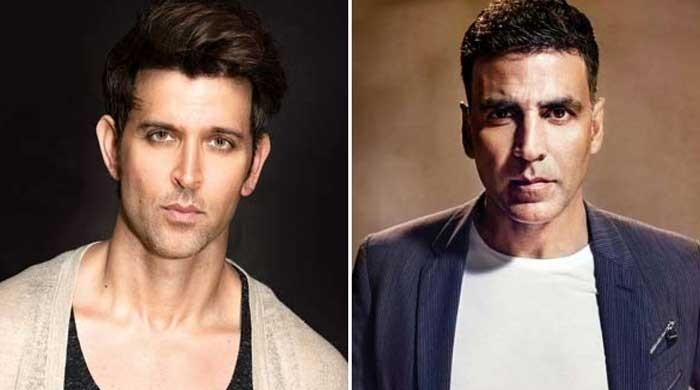 Hrithik Roshan in high praises of Akshay Kumar as their films top the chart in 2019