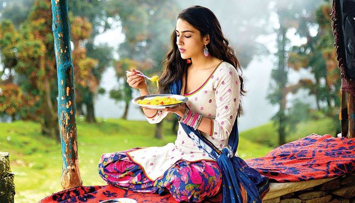 Sara Ali Khan pens an emotional note
