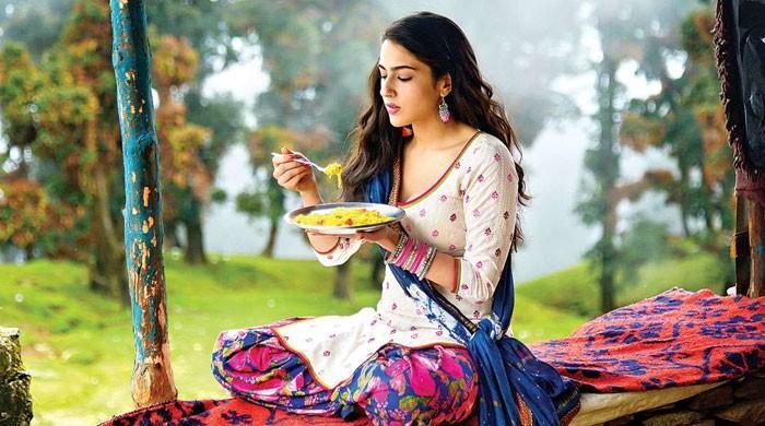 Sara Ali Khan marks one year in Bollywood with heartfelt post on 'Kedarnath'