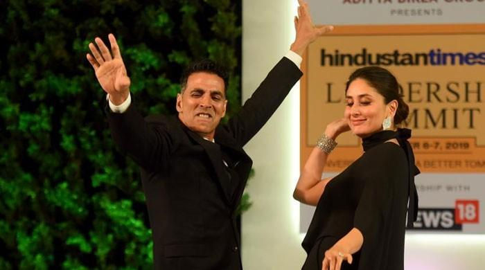 Akshay Kumar on Kareena Kapoor: 'I would lift her and play with her, now she is my heroine'