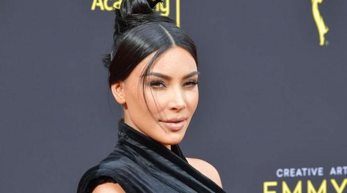 Kim Kardashian slammed by trolls for unusual Christmas décor