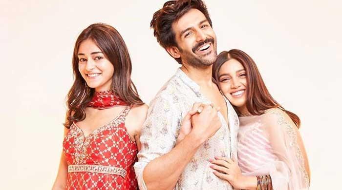 Kartik Aaryan's film 'Pati, Patni Aur Woh' falls prey to online leak