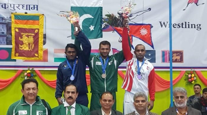 South Asian Games: Pakistan add four gold medals, takes tally to 24