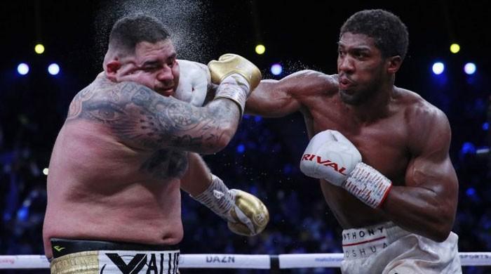 Britain's Anthony Joshua reclaims heavyweight crown