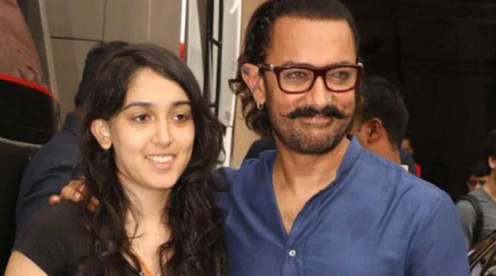 Aamir Khan full of pride for daughter Ira Khan as she makes her debut