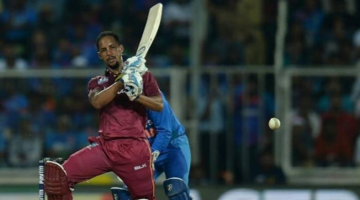 Simmons powers West Indies to series-levelling T20 win in India