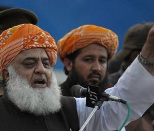 Won't let unjust govt keep on ruling, says Fazl