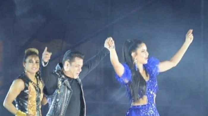 Bollywood stars Salman Khan, Katrina Kaif perform at BPL 2019 opening ceremony