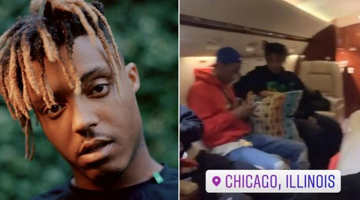 Juice Wrld's death: Last few seconds of rapper's life captured on video