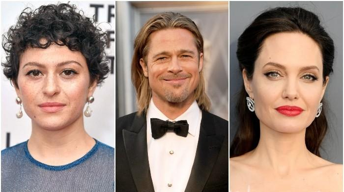 Angelina Jolie disapproves of Brad Pitt's girlfriend Alia Shawkat due to this reason?