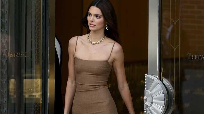 Kendall Jenner's minidress is making headlines: Check it out