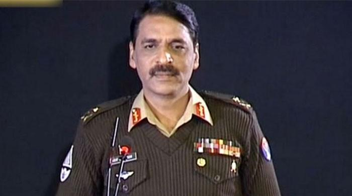 DG ISPR refutes news of Pakistan-Iran security forces 'jointly patrolling' border