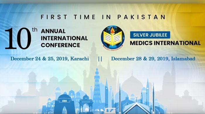 Pakistan to host Global Health Summit starting Dec 24