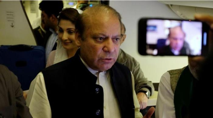 SC disposes of former PM Nawaz's review petition in judge video scandal case