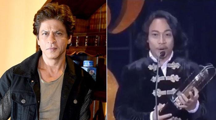 Shah Rukh Khan reacts as Indonesian actor dedicates award to the Bollywood King