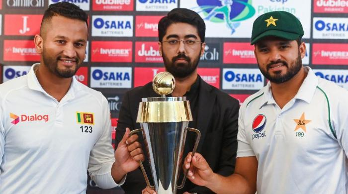 Azhar Ali seeks redemption in Sri Lanka Test series