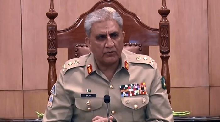 General Bajwa presides over Corps Commanders' Conference