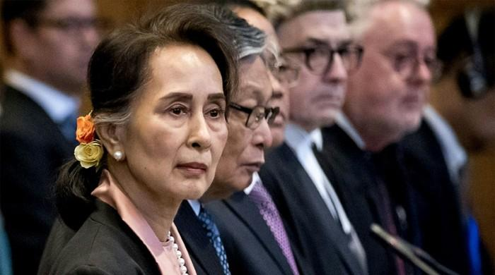 Myanmar's Suu Kyi told to 'stop the genocide' in UN court showdown