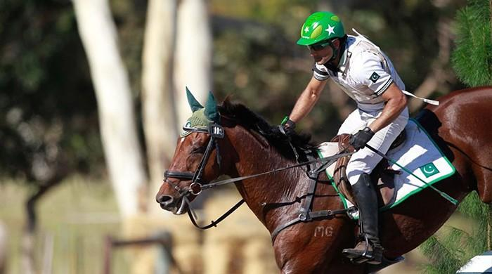 Pakistani equestrian Usman Khan qualifies for 2020 Tokyo Olympics