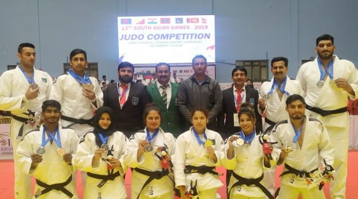 Pakistan, with 32 gold medals, rank fourth as South Asian Games conclude