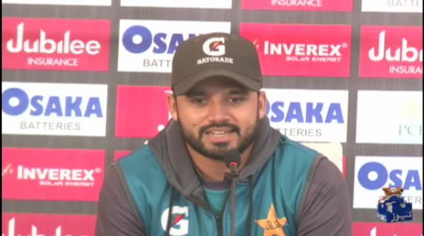 I agree that the captain needs to perform, says Azhar Ali