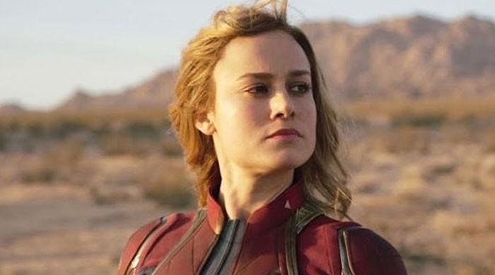 'Captain Marvel' star Brie Larson intrigues fans on her wish for 'Wonder Woman 1984'
