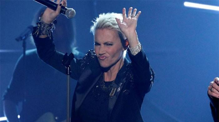 Singer Marie Fredriksson dies of cancer at 61