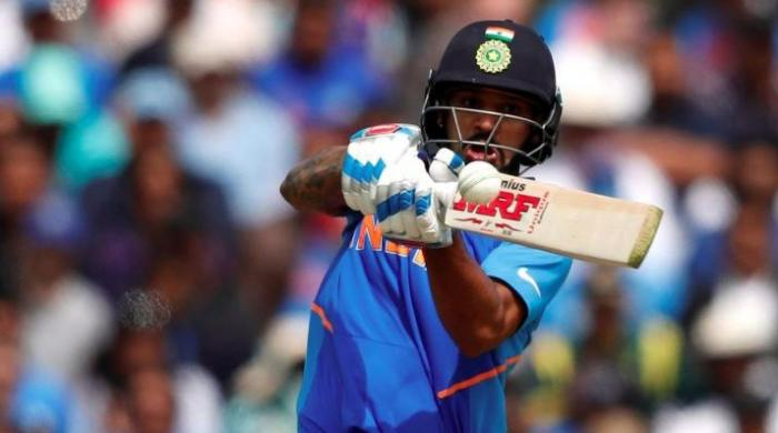 India opener Dhawan to miss West Indies ODIs, Agarwal in